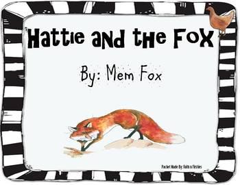 Hattie and the Fox Mem Fox