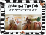 Hattie and the Fox Mem Fox