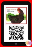 Hattie and the Fox QR Code Comprehension Pack