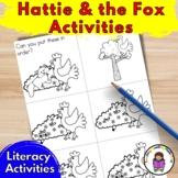 Hattie and the Fox Sequencing Activities for Kindergarten