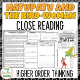 Hatupatu and the Bird-Woman | Maori Myths and Legends Passage and Questions
