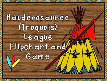 Haudenosaunee (Iroquois) League Flipchart