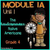 Grade 4 ELA Module 1A Student Workbook (Unit 1- Haudenosau