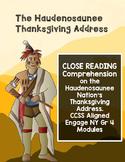 Haudenosaunee Thanksgiving Address