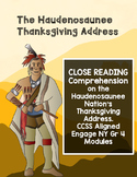Haudenosaunee Thanksgiving Address