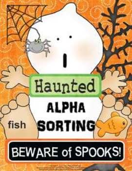 Haunted Alpha Sort