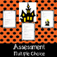 Haunted Castle on Hallows Eve Assessment, Questions and Vocabulary