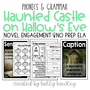 Haunted Castle on Hallows Eve NO PREP (ELA)