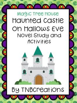 Haunted Castle on Hallows Eve Novel Study