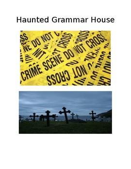 Haunted Grammar House