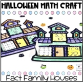 Halloween Fact Family Math Craft
