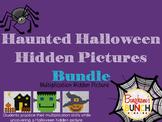 Haunted Halloween Hidden Picture Bundle