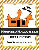 Haunted Halloween Linear Systems