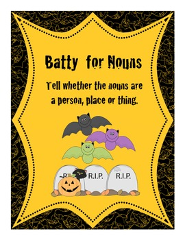 Haunted Halloween Literacy Stations