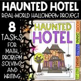 Haunted Hotel Halloween Tasks | Halloween Project