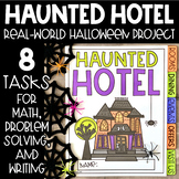Haunted Hotel Halloween Tasks | Halloween Project
