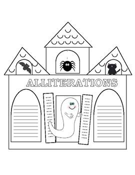 Haunted House Alliteration