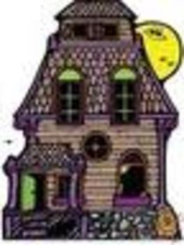 Haunted House Class Book