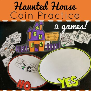 Haunted House Coin Practice