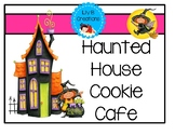 Haunted House Cookie Cafe
