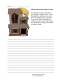 Haunted House Descriptive Writing