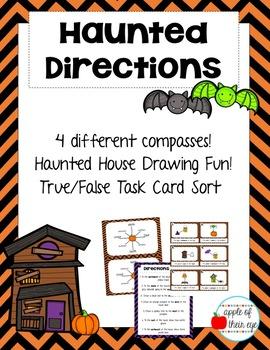 Haunted House (Directional Skills)