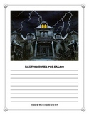 Media Literacy - Haunted House For Sale!!!