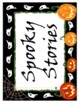 Halloween Craftivity: Pop-Up Haunted House and Spooky Story Writing Paper