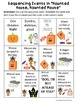 Haunted House, Haunted Mouse Speech and Language Activity Bundle
