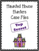 Haunted House Hunters Halloween Activity