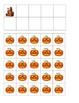 Haunted House & Jack-o-Lanterns Ten Frames Games