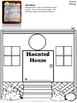 Haunted House Layered Book for Creative Writing