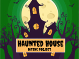 Measurement Math Project: Haunted House