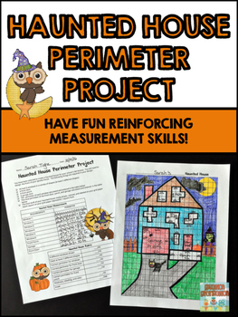 Haunted House Perimeter Project