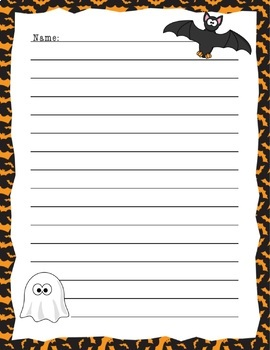FREEBIE Haunted House Persuasive Writing and Art Activity