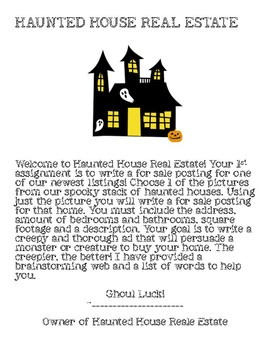 Haunted House Real Estate