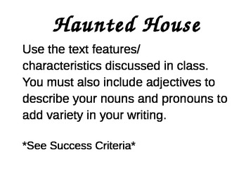 Haunted House Real Estate Ads