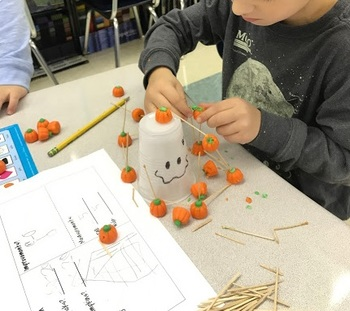 Haunted House STEM Activity