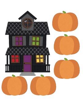 Haunted House Short A Sort