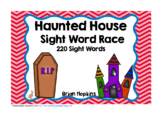 Haunted House Sight Word Race