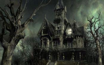 Haunted House Story Starter