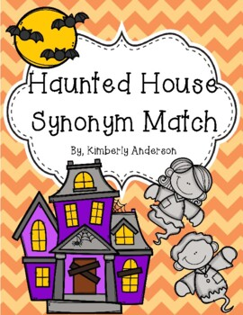 Haunted House Synonyms Match