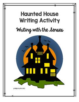 Haunted House Writing 5 Senses