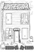 Haunted House Writing Project With Haunted House Template