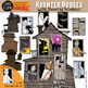 Haunted House and Creepy Papers BUNDLE