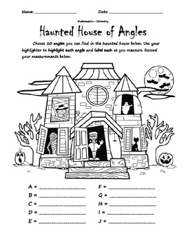 Haunted House of Angles