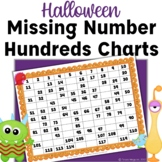 Haunted Hundreds Charts: Writing Numbers from 0-120