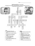 Haunted Library Crossword