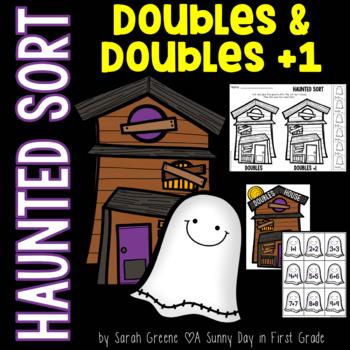 Haunted Sort! {doubles & doubles +1}