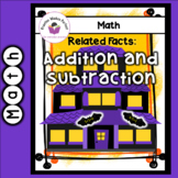 Halloween Related Facts:  Addition and Subtraction